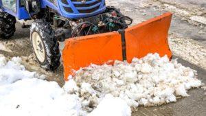 tractor-snowplow